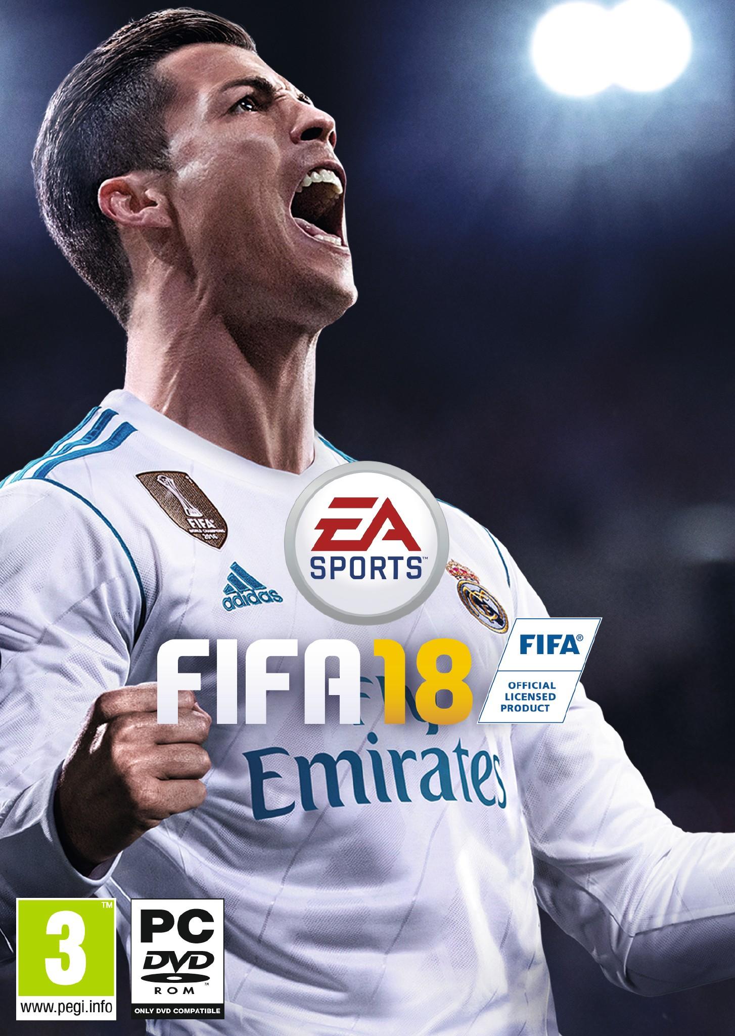 FIFA 18 [STEAMPUNKS] - Zamunda Hızlı Torrent